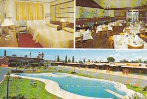 Canada St Hubert Motel Swimming Pool St Hubert Quebec
