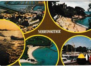 Post Card France Noirmoutier 5 views