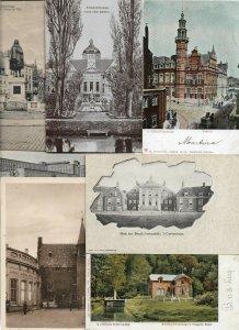 Netherlands - The Hague Den Haag Postcard Lot 30 Pieces  01.03