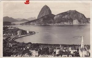 RP, Bird's Eye View, Botafogo, Rio De Janeiro, Brazil, PU-1931