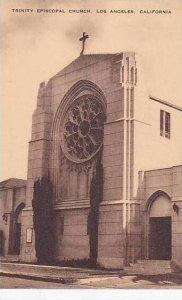 Califorinia Los Angeles Trinity Episcopal Church Artvue