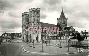 Modern Postcard 39 Caen (Calvados) the Abbey to the ladies