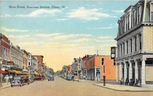 10145   IL Olney    Main Street Business Section
