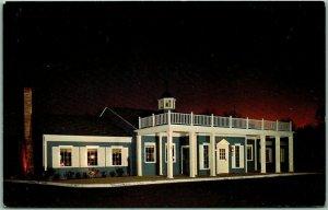 Redmond, Washington Postcard OBRIEN'S TURKEY HOUSE Restaurant Roadside c1960s