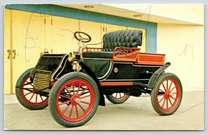 Austin TX~1904 Glide Vintage Auto~Advertising Northcross Firestone~1987 Waterman