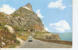 Postal 049652 : Gibraltar. Carretera de circunvalacion al Pe?n