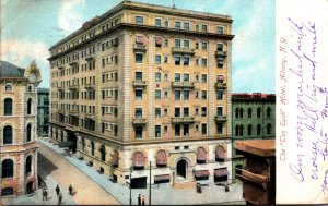 New Yorl Albany The Ten Eyck Hotel 1907