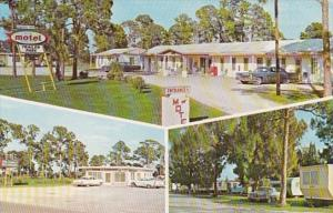 Florida Punta Gorda Pine Terrace Motel 1966