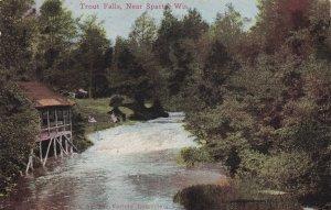 SPARTA, Wisconsin, PU-1911; Trout Falls