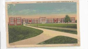 Central Junior-Senior High School, Parkersburg, West Virginia, 1930-1940s