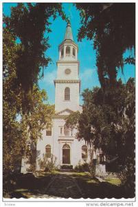St. Helena Episcopal Church, BEAUFORT, South Carolina, 50-70´s