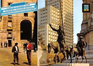 Arco de Cuchilleros Madrid Spain 1970