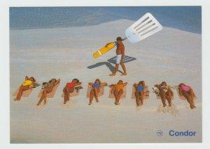 Condor Airlines Postcard