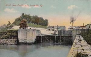 Kentucky Louisville New Canal Locks