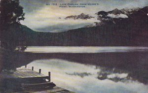 Lake Chelan From Mores Point Washington