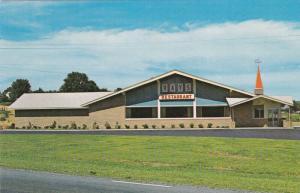 MT. AIRY, North Carolina, 40-60s; Ray's Starlite Restaurant, U.S. 52 Bypass