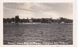 RP: Davis' Sand Bay Cottages, Georgian Bay, Ontario, Canada , 30-40s