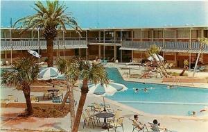 MS, Biloxi, Mississippi, The Buena Vista Beach Motel