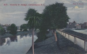 Victoria Bridge , CHRISTCHURCH , New Zealand , 00-10s