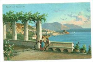 Amalfi dei Cappuccini , ITALY , 00-10s