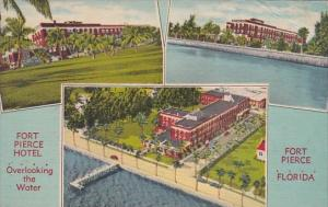 Florida Fort Pierce The Fort Pierce Hotel