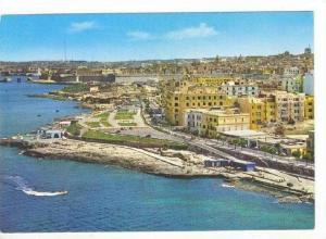 Graphic Map, Gozo & Comino, Maltese Islands, Malta, 1950-1970s