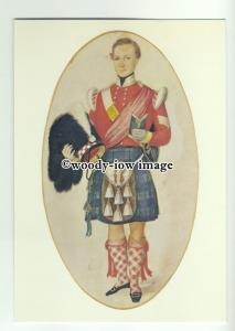 su2672 - Sergeant Andrew Rennie 1852,(Major in 1854), Artist - U/K - postcard