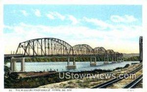 Missouri River Bridge - Pierre, South Dakota