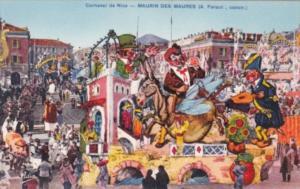 France Nice Carnaval de Nice Maurin Des Maures