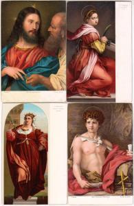 4 - Religious Cards