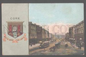 105339 IRELAND CORK Patrick street Vintage PC