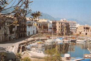 Cyprus Girne Limani boats boote bateau