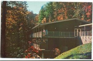 Hemlock Lodge, Natural Bridge State Park, Slade, Kentucky