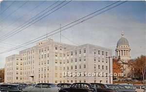New State Office Building in Augusta, Maine