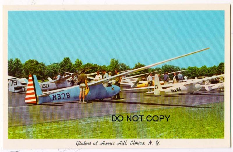 Gliders at Harris Hill, Elmira NY