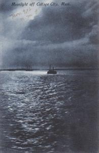 Moonlight Off COTTAGE CITY, Massachusetts, PU-1906