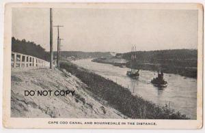 Cape Cod Canal & Bournedale