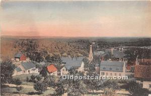 Old Vintage Shaker Post Card Section of  Community, Organized April 19, 1794 ...