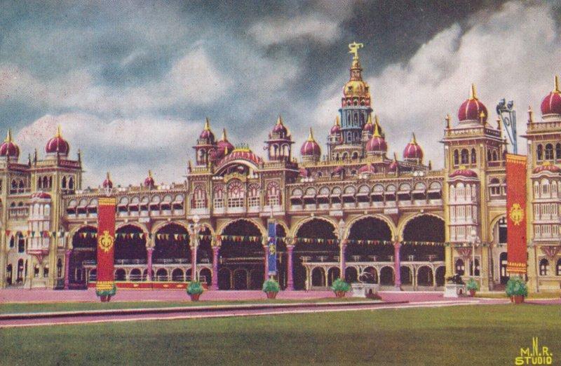 Maharaja's Palace  , MYSORE , India , 1940-50s