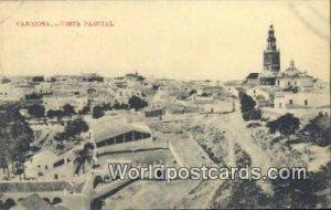 Vista Parcial, Carmona Spain Tarjeta Postal Unused