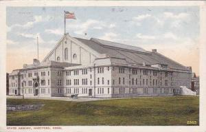 State Armory, Hartford, Connecticut, PU-1916
