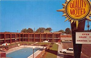 Kentucky Frankfort   Quality Courts Motel