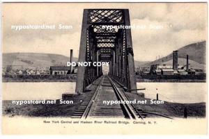 NYC & Hudson Railroad Bridge, Corning NY