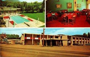 New Mexico Taos Indian Hills Inn