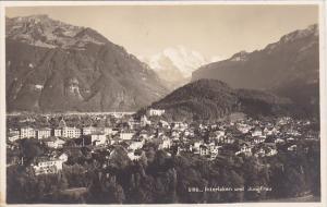 Switzerland Interlaken und die Jungfrau Photo