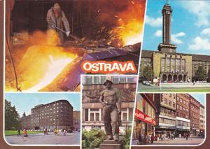 Czechoslovakia Ostrava Multi View