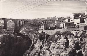 RP, Les Gorges Du Rhummel, Constantine, Algeria, Africa, PU-1950