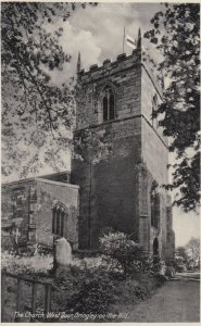 GRINGLEY-on-the-HILL , Nottinghamshire , England , 1910-30s ; The Church, Wes...
