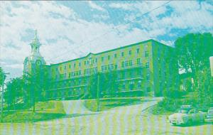 Canada New Brunswick Saint Basile Hotel Dieu Hospital
