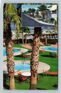 Mesa AZ, Good Life Travel Trailer Resort, Chrome Arizona Postcard